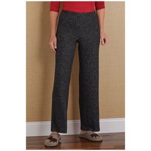 Soft Surroundings Cozy Cabin Lounge Pants Large